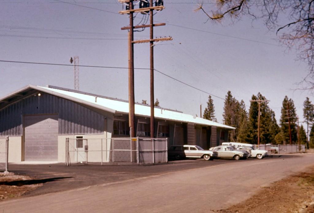 PG&E Burney, Ca.